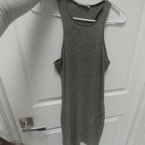 Grey summee dress